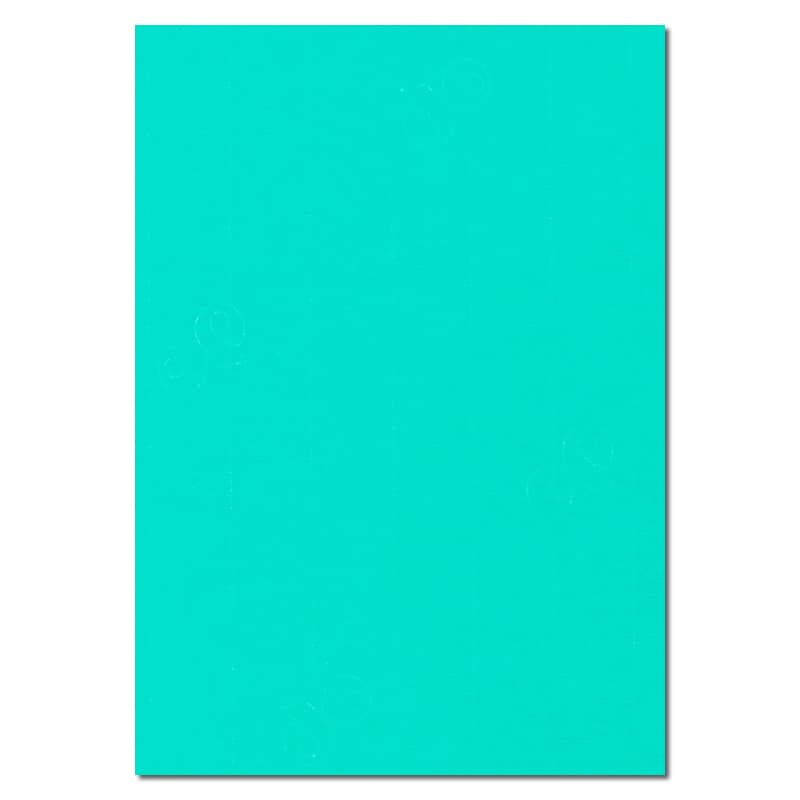 Fern Green 297mm x 210mm 100gsm A4 Sheet Coloured Paper